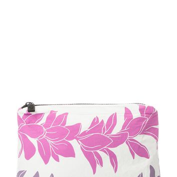 ALOHA Collection Small Lei Lei Pouch in Heather