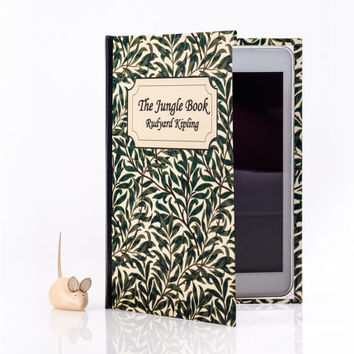 iPad Mini Cover - Rudyard Kipling's Jungle Book Case for the Apple iPad Mini (1st, 2nd, 3rd and 4th Generations) inc iPad Mini Retina