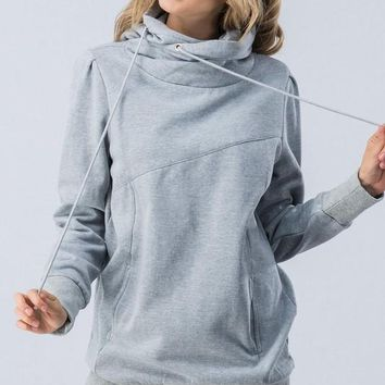 Favorite Sweatshirt - Gray