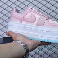 KUYOU N314 Nike Vandal 2K Women's sponge cake thick bottom retro high shoes Pink