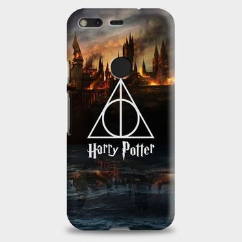 Harry Potter Deathly Hallows Dobby Google Pixel XL Case