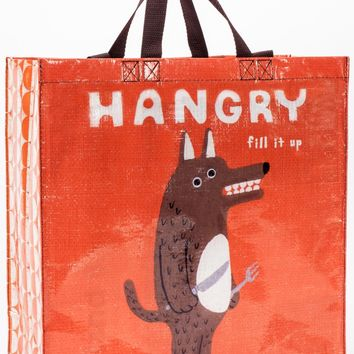 Hangry Shopper (Great for Groceries, Clothes, You Name It!)