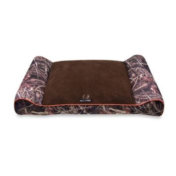 Realtree® Max-4 Camo Giant Pet Bed in Orange