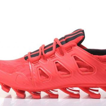 Adidas Springblade Ignite. Orange & Red Men's Gym Shoes
