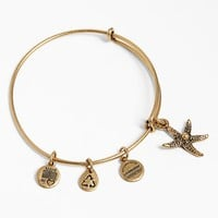 Women's Alex and Ani 'Starfish' Bangle Bracelet