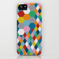 Honeycomb iPhone & iPod Case by Project M