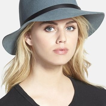 Women's rag & bone Floppy Brim Wool Fedora