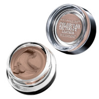 Color Tattoo Leather Longwear Eye Shadow - Creamy Beige - Maybelline