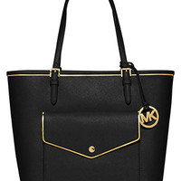 MICHAEL Michael Kors Specchio Jet Set Large Pocket Multifunction Tote