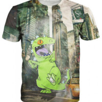 Reptar City Destruction Tee