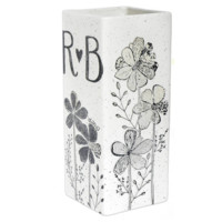 Personalized Flower Wedding Vase