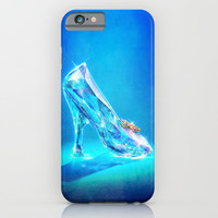 CINDERELLA'S SHOE - for iphone iPhone & iPod Case by Simone Morana Cyla