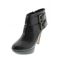Diesel Womens Melrose Sydnay Leather Heels Ankle Boots