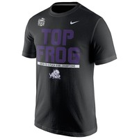 Nike TCU Horned Frogs 2014 Chick-fil-A Peach Bowl Champions Tee - Men