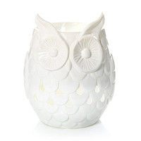 Owl w/ LED and Timer : Scenterpiece® Warmer : Yankee Candle