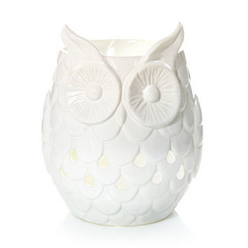 Owl w/ LED and Timer : Scenterpiece™ Warmer : Yankee Candle