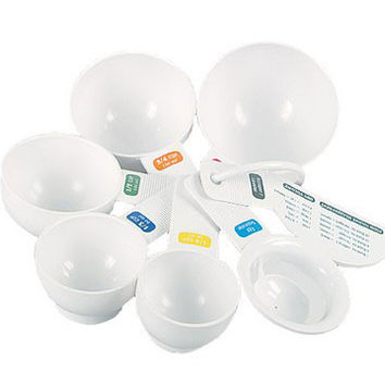 Fox Run Brands Measuring Cups, Set of 7