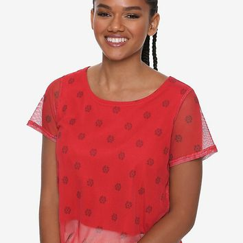 Destination Disney Moana Layered Top