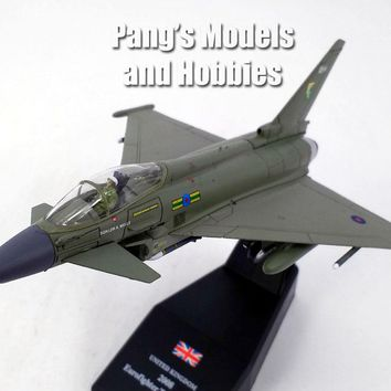 Eurofighter Typhoon UK 1/100 Scale Diecast Metal Model by RAF