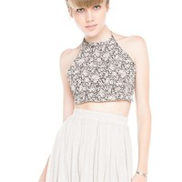 Brandy ♥ Melville |  Heather Skirt - Just In