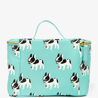 French Bulldog Cosmetic Bag | FOREVER 21 - 1048889803