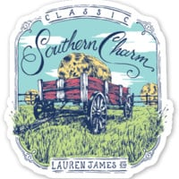 Lauren James Southern Charm Sticker