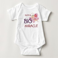 SUCH A BIG MIRACLE BABY BODYSUIT