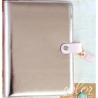 Webster's Pages Color Crush A5 Faux Leather Planner Kit