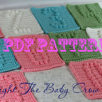 Crochet Pattern Crochet Numbers and Symbols 10 by TheBabyCrow