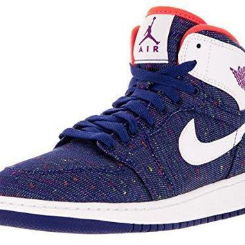Nike Jordan Kids Air Jordan 1 Retro High GG Basketball Shoe jordans shoes for girl