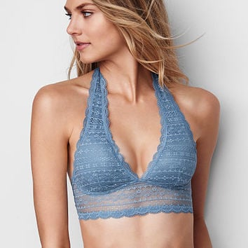 Long Line Halter Bralette - The Bralette Collection - Victoria's Secret