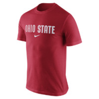 Nike Basketball Tri-Blend (Ohio State) Men's T-Shirt