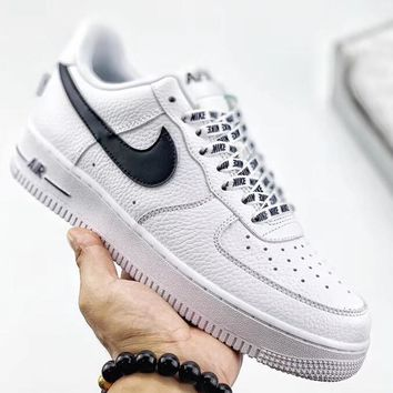 Trendsetter Nike Air Force 1'07 Lv8  Women Men Fashion Casual Old Skool Shoes