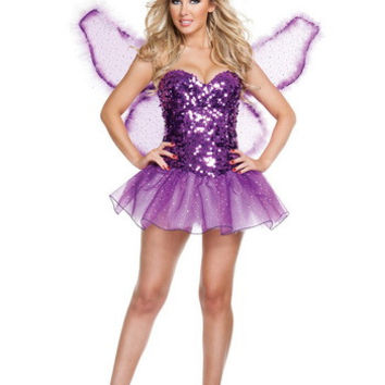 Butterfly Wings Halloween Costume Set