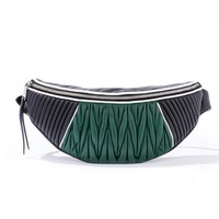 Color Blocked Waist Packs