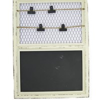 Cottage Couture Magnetic Chalkboard Message Board at Joann.com