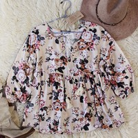 Boise Bloom Top
