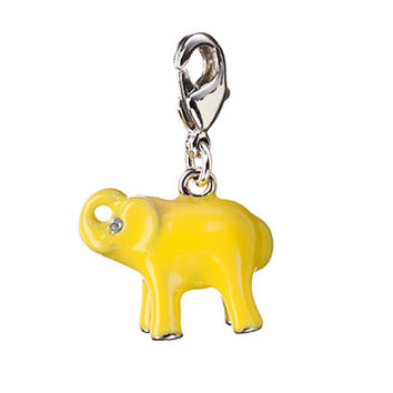 Girls Elephant Charm by Altruette-The African Wildlife Foundation