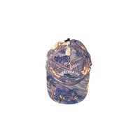 90s Tommy Bahama hat / surf surfer beach hawaiian / fresh prince 1990s purple tropical floral / baseball cap buckle back  bike bicycle hat /