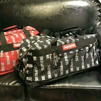 Supreme long Luggage Sale Travel Bag Tote Handbag
