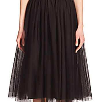 Bailey 44 - Tulle Skirt - Saks Fifth Avenue Mobile