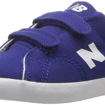 New Balance Kids' Court v1 Hook and Loop Sneaker