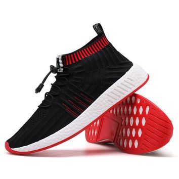 Shoes Casual Fashion Sneakers Mens Breathable Retro Sport Athletic Running
