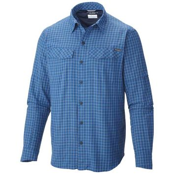 Columbia Men's Silver Ridge Plaid Long Sleeve Shirt