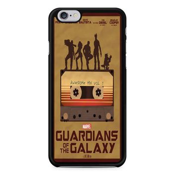 Guardians Of The Galaxy Minimalist iPhone 6/6s Case