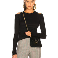 rag & bone/JEAN Rosalind Sweater in Black | FWRD