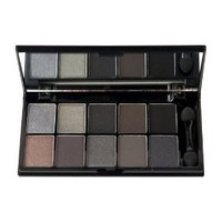 NYX Cosmetics For Your Eyes Only Smokey Eyes Eyeshadow Palette: Amazon.co.uk: Beauty