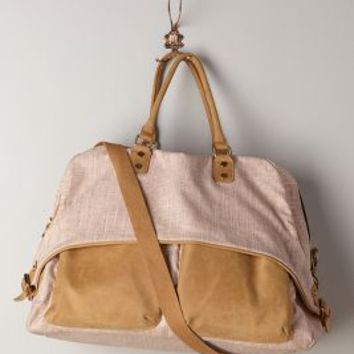 Seaport Weekender by Jesslyn Blake Pink One Size Bags