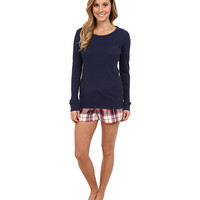 Jane & Bleecker Boxer Pajama Set 350650