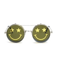 Happy Face Sunglasses